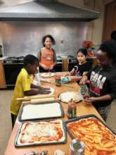 Make your own pizza day!
