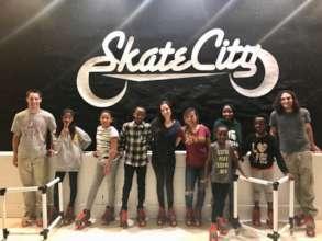 Field trip to Skate City!