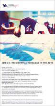2015 U.S. Presidential Scholars Performance Invite