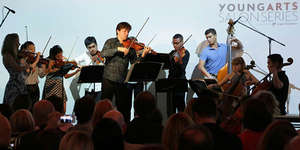 Joshua Bell Salon and Performance