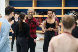 YoungArts Dance Master Class with Reggie Wilson