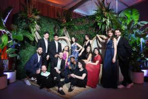 YoungArts Backyard Ball Alumni Cast