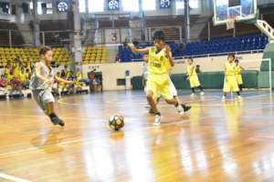 2018 Futkal (Football on the streets) players