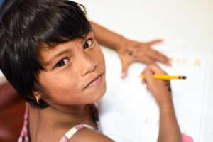 Improving Learning Opportunities for Street Kids.