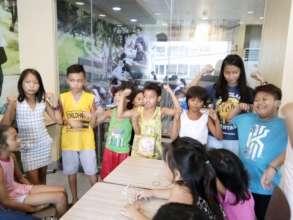 Nurturing street children