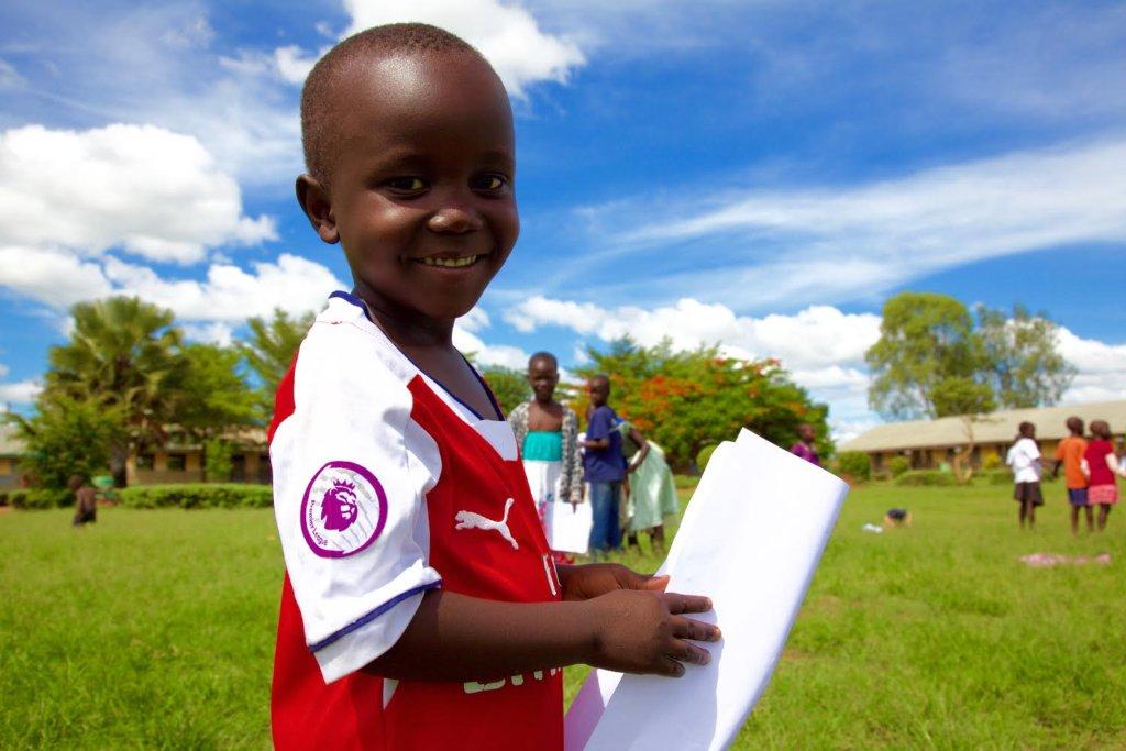 Build Art & Tech Center for 400 Youth in N. Uganda