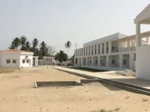 The New CIPA Training Centre in Saint-Louis