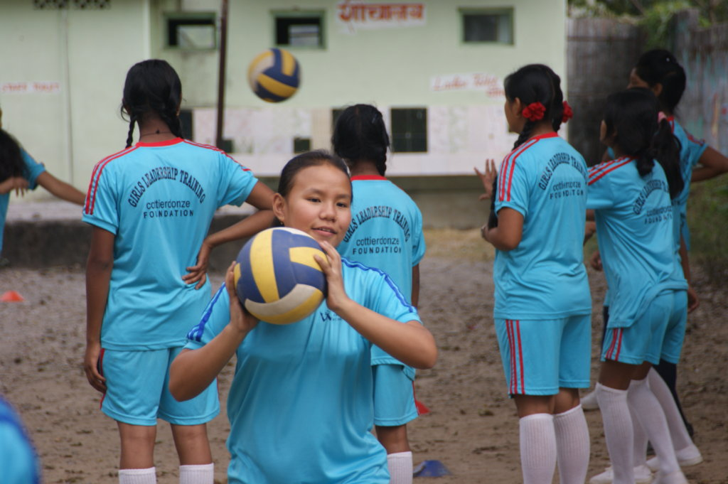 Building a Sustainable Future For Girls in Nepal