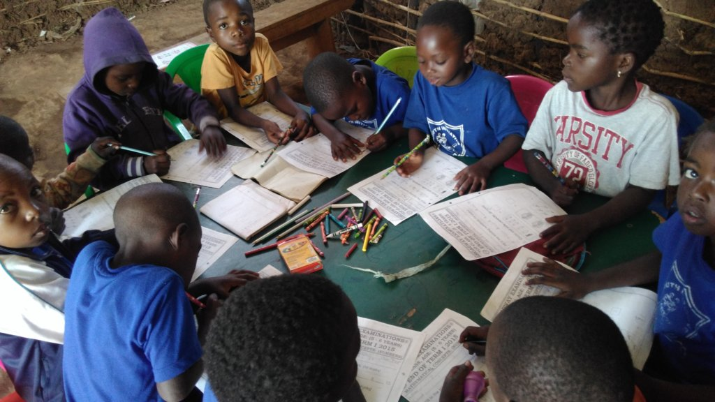 Education for 500 Refugee children in Rural Uganda