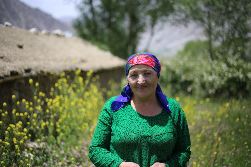 Transforming 8 Communities in the Pamirs