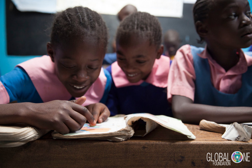 1,000 Education Dreams for Orphans in Kibera Slum