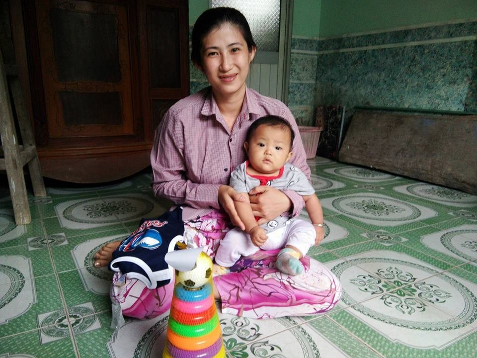 Give Sight to Children in Vietnam