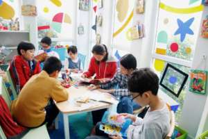 Child-Friendly Eye Care Centre