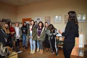 Workshop ''Prevention violence against girls''