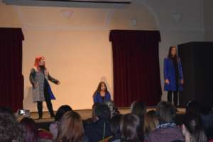 """Play ,,I am an emotional creature"""" in Vranje"""