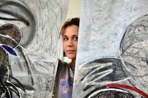 Feminist art colony in Sicevo