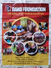 Free medical outreach in  Lagos community