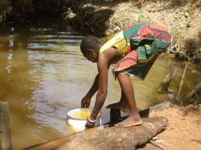 Lack of potable water supply in poor communities