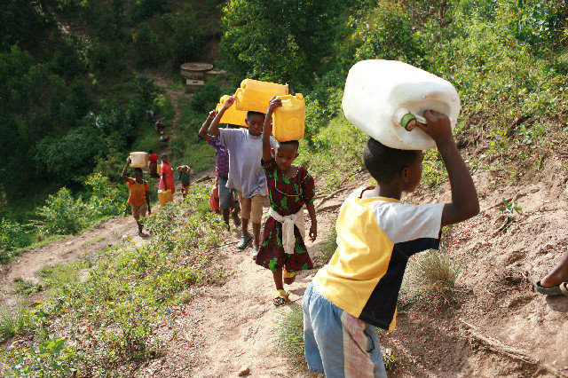 Potable Water supply to 13000 villagers in Nigeria
