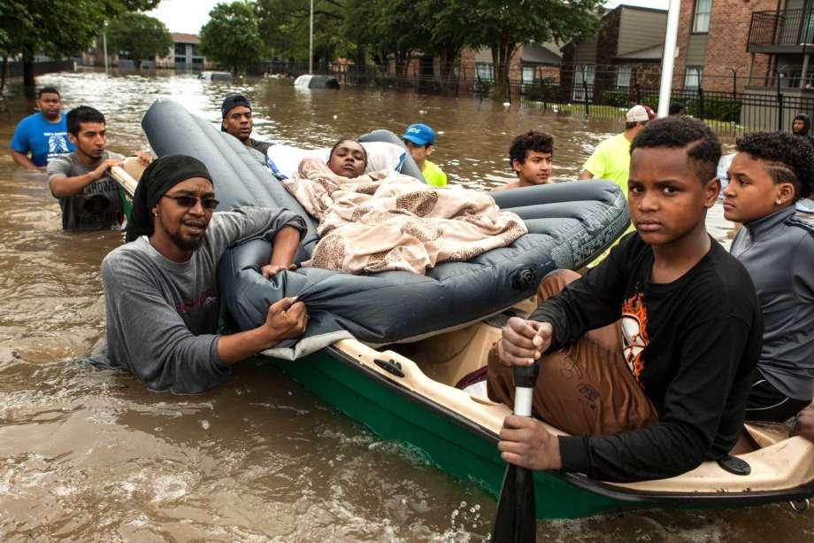 Hurricane Harvey Urban Search & Rescue Deployment