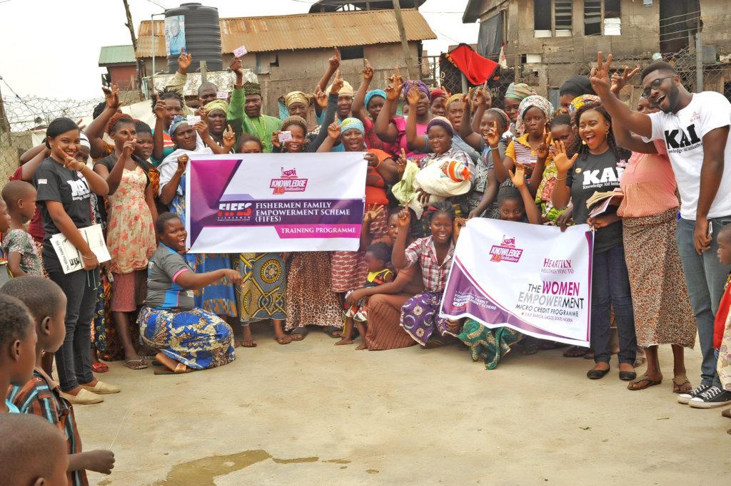 Empower 100 Fisher-Women in Nigeria