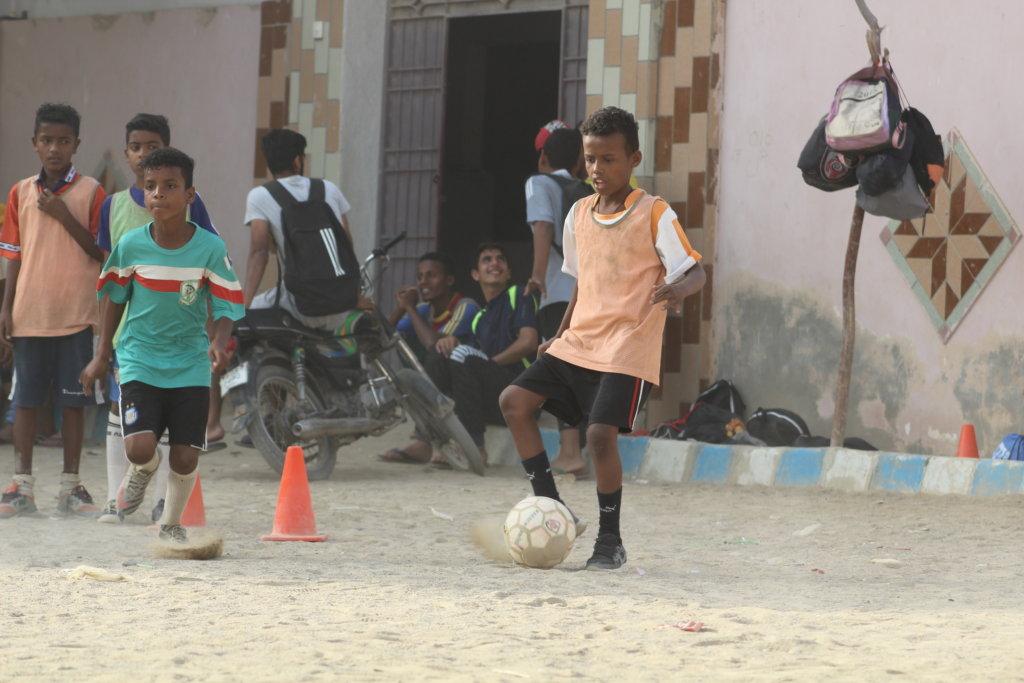 Uplift A Community Through Football