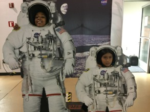 Inspirational trip to NASA's Ames Research Center
