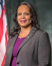 East Palo Alto City Councilwoman Lisa Gaulthier