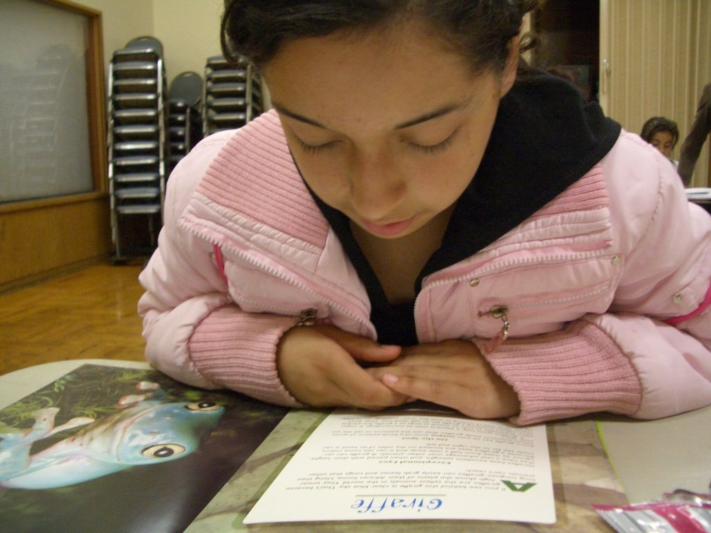 Academic Support & Mentoring for Underserved Girls