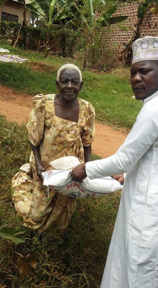 Helping Elderly People with Basic Needs