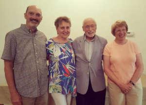 The Nether-Swarthmore TimeBank's Leadership Team