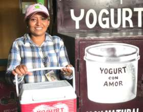 Yogurt con Amor Staying Home with Love for Now