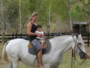 Horsetherapy Helps Young Children Gain Balance