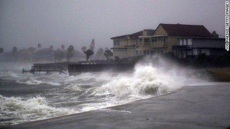 Relief for Hurricane Harvey flooding