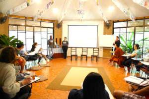 GlobalGiving Field Staff Speak to Students