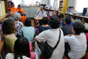 Bangkok Field trip - Meeting Ajahn Sulak