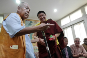 SEM Annual Lecture with Phakchok Rinpoche