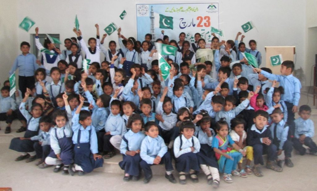 Quality Education-Right of Every Child in Pakistan