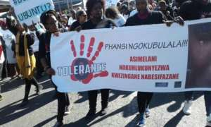 March on Violence Against Women(VAW)