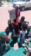 Storytime with Sis Nomathemba
