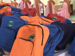 Backpacks Await!