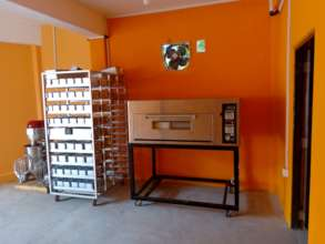 Bakery Equipment Fitted