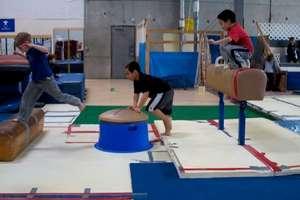 Kids gym parkour class - Other Outreach