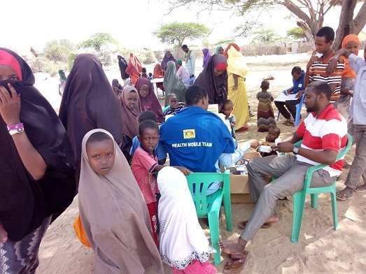 Support Accelerated Vaccinations In Somalia
