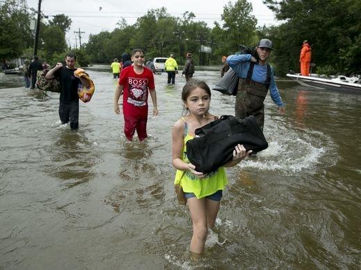 "Hurricane Harvey's ""Cases of LOVE"" Relief Drive"