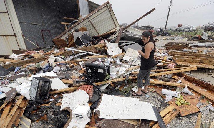 Help for Hurricane Harvey Survivors in Houston