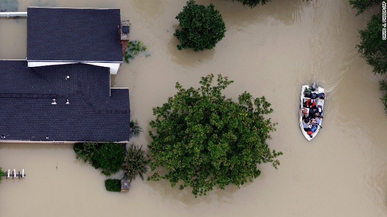 Hurricane Harvey Psychological Support for Victims