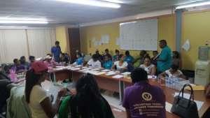 A Volunteer in Every Home in Trinidad & Tobago
