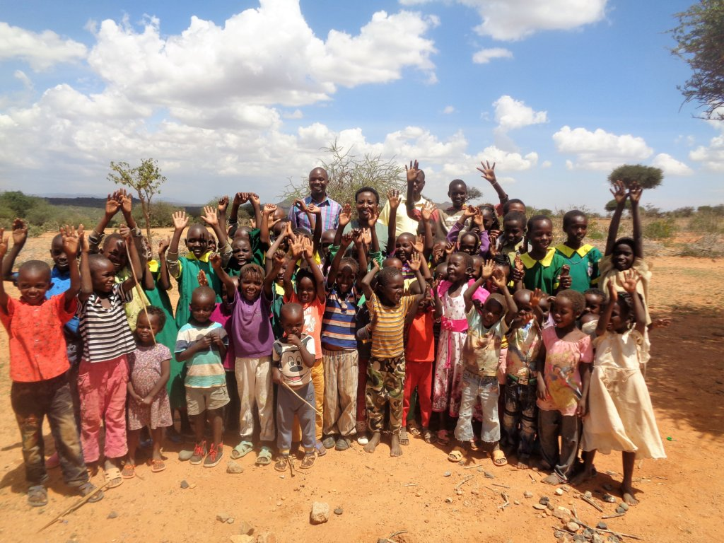 Build a Nursery School for 400 Households in Kenya