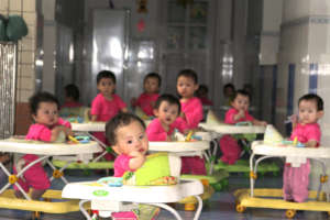 Orphanage in Hunan Province